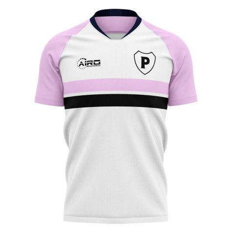 2020-2021 Palermo Away Concept Football Shirt - Womens