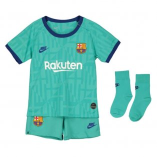 2019-2020 Barcelona Third Nike Baby Kit