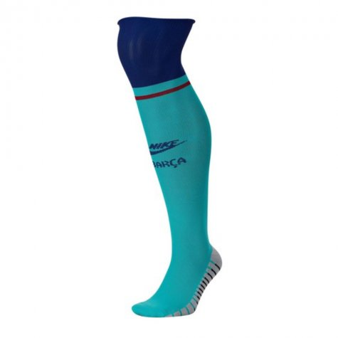 2019-2020 Barcelona Nike Third Socks (Blue)