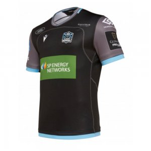 2019-2020 Glasgow Warriors Home Pro Rugby Shirt