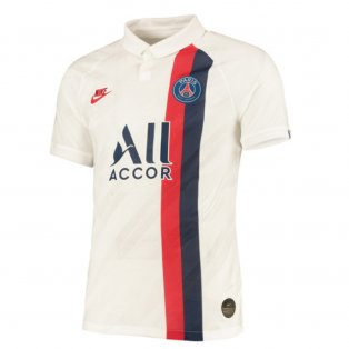 2019-2020 PSG Third Nike Shirt White (Kids)