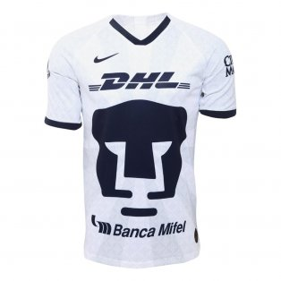 2019-2020 Pumas UNAM Home Nike Football Shirt