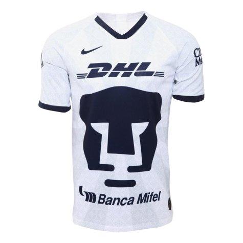 2019-2020 Pumas UNAM Home Nike Football Shirt