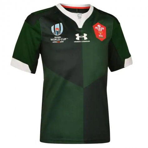 2019-2020 Wales Rugby Alternate RWC Shirt