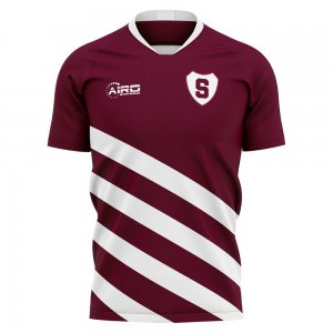 2020-2021 Sparta Prague Home Concept Football Shirt - Kids