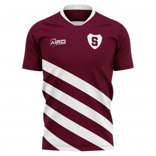 2020-2021 Sparta Prague Home Concept Football Shirt