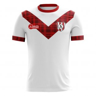 2019-2020 Airdrie Home Concept Football Shirt