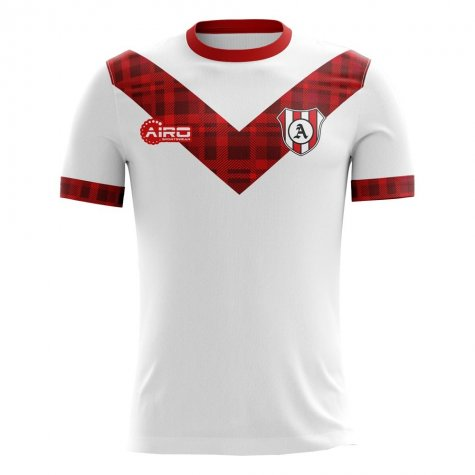 2020-2021 Airdrie Home Concept Football Shirt
