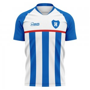 2019-2020 Hartlepool Home Concept Football Shirt - Baby