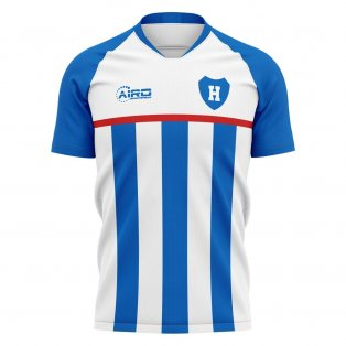 2019-2020 Hartlepool Home Concept Football Shirt