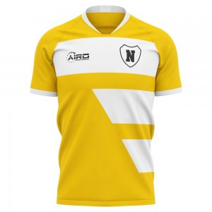 2020-2021 Nac Breda Home Concept Football Shirt - Kids
