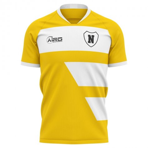 2020-2021 Nac Breda Home Concept Football Shirt