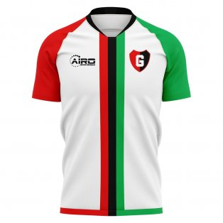 2020-2021 Glentoran Home Concept Football Shirt - Womens