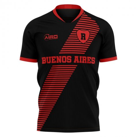 2020-2021 River Plate Away Concept Football Shirt