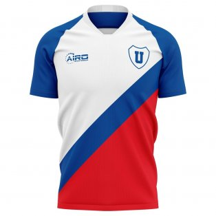 2020-2021 Fc Utrecht Home Concept Football Shirt