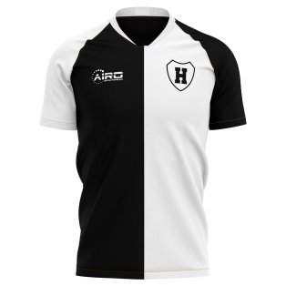 2020-2021 Heracles Home Concept Football Shirt