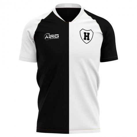 2020-2021 Heracles Home Concept Football Shirt - Little Boys