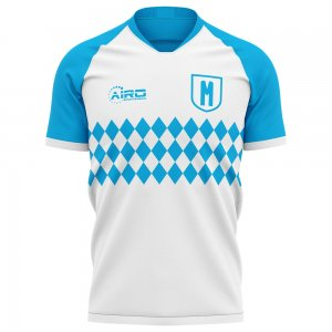 2020-2021 Munich 1860 Away Concept Football Shirt - Womens