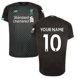 2019-2020 Liverpool Third Football Shirt