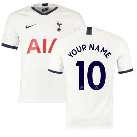2019-2020 Tottenham Home Nike Football Shirt (Kids) (Your Name)