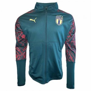 2019-2020 Italy Puma Stadium Renaissance Jacket (Pine)