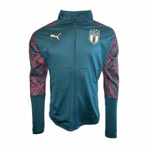 2019-2020 Italy Puma Stadium Renaissance Jacket (Pine) - Kids