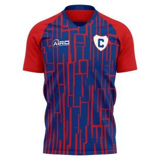 2019-2020 Cska Moscow Third Concept Football Shirt