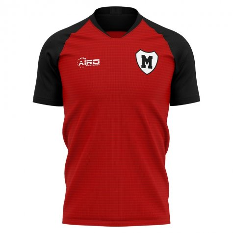 2020-2021 Rcd Mallorca Home Concept Football Shirt