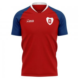 2019-2020 Osasuna Home Concept Football Shirt - Baby