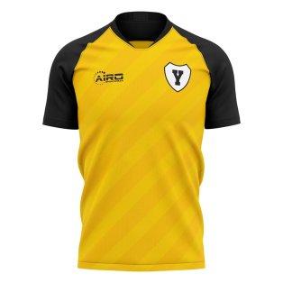 2019-2020 Young Boys Bern Home Concept Football Shirt