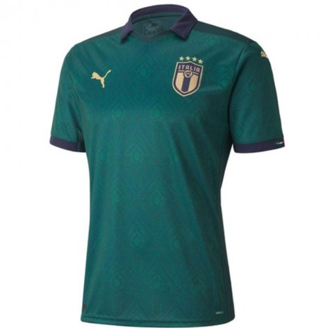 2019-2020 Italy Renaissance Third Puma Shirt