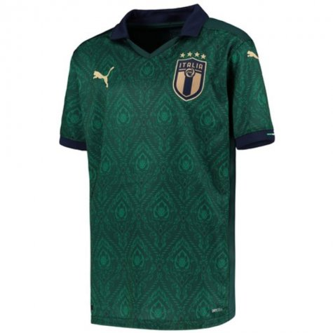 2019-2020 Italy Renaissance Third Puma Shirt (Kids)