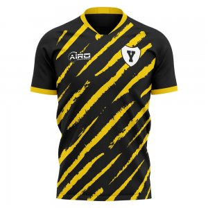 2019-2020 Young Boys Bern Away Concept Football Shirt - Womens
