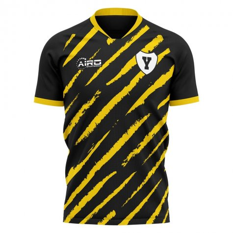 2019-2020 Young Boys Bern Away Concept Football Shirt - Kids