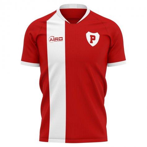 2020-2021 Perugia Home Concept Football Shirt - Baby