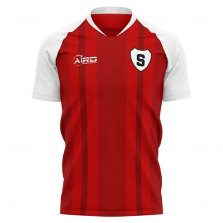 2019-2020 Stirling Albion Home Concept Football Shirt