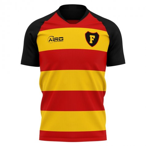 2020-2021 Fort Lauderdale Strikers Home Concept Football Shirt - Kids