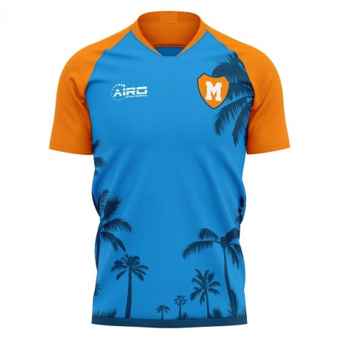 2019-2020 Miami FC Home Concept Football Shirt - Womens