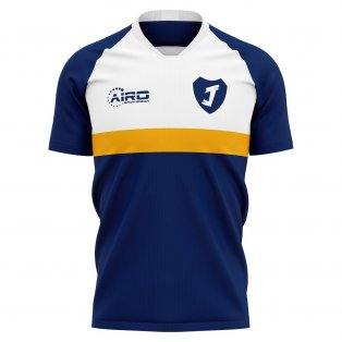 2020-2021 Jacksonville Armada Home Concept Football Shirt