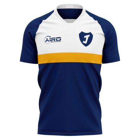 2019-2020 Jacksonville Armada Home Concept Football Shirt