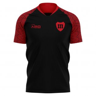 2019-2020 Manchester Home Concept Football Shirt - Womens