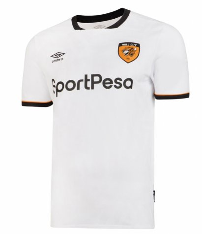 2019-2020 Hull City Away Football Shirt