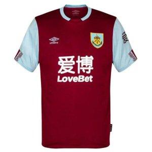 2019-2020 Burnley Umbro Home Football Shirt