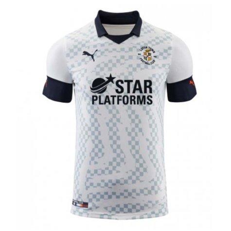 2019-2020 Luton Puma Away Football Shirt