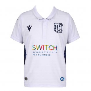 2019-2020 Dundee Macron Away Football Shirt