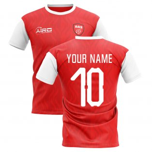 2020-2021 North London Home Concept Football Shirt (Your Name)