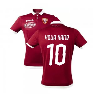 2019-2020 Torino Joma Home Football Shirt