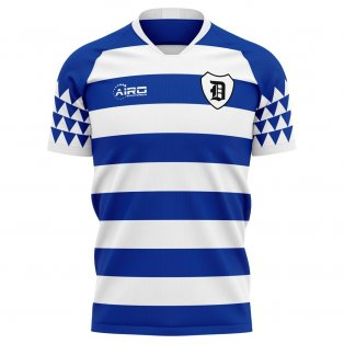 2019-2020 Msv Duisburg Home Concept Football Shirt