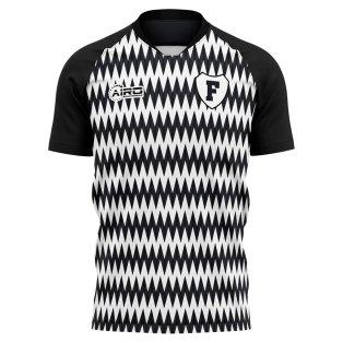 2020-2021 Frankfurt Away Concept Football Shirt - Kids