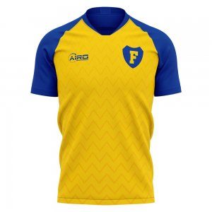 2020-2021 Frosinone Home Concept Football Shirt - Little Boys